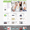 ecommerce basic website page 1
